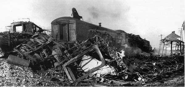 Mhs Resources The Dugald Train Disaster 1947