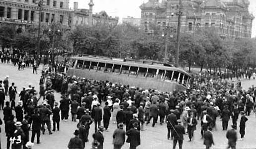 Streetcars shaped much of Winnipeg's growth, says young historian