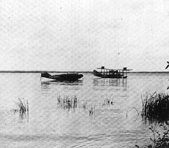 TimeLinks: Flying Boat Used for Forestry, c1923