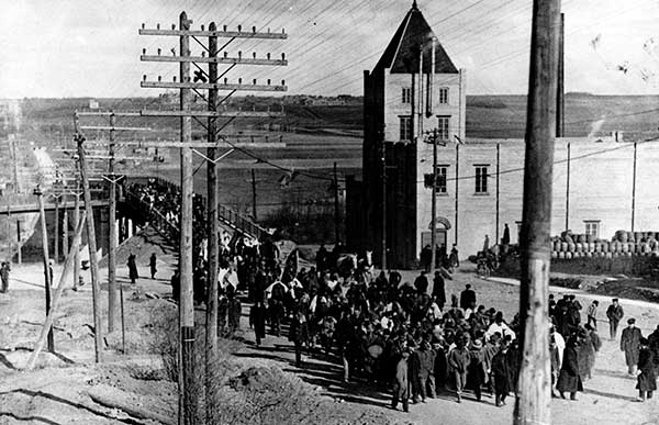 Manitoba History: The Brandon Asylum Fire of 1910