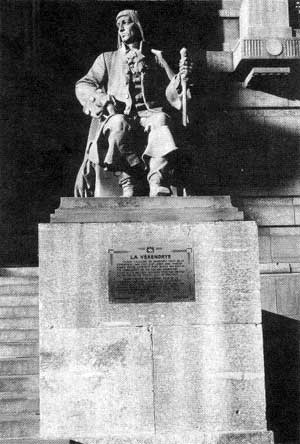 Manitoba History: The French Presence in the West, 1734-1874