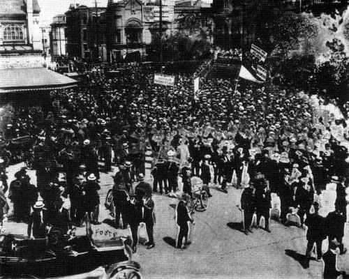 1919 The Winnipeg General Strike Jun 4 2009