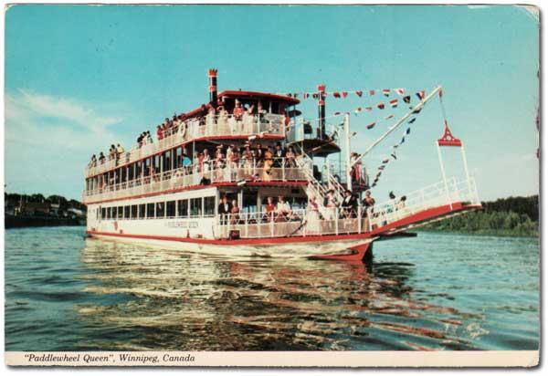 Manitoba History Remembering The Riverboats