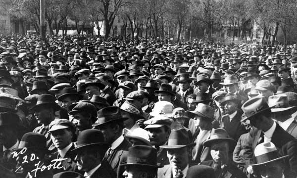 General Strike 1919 Images