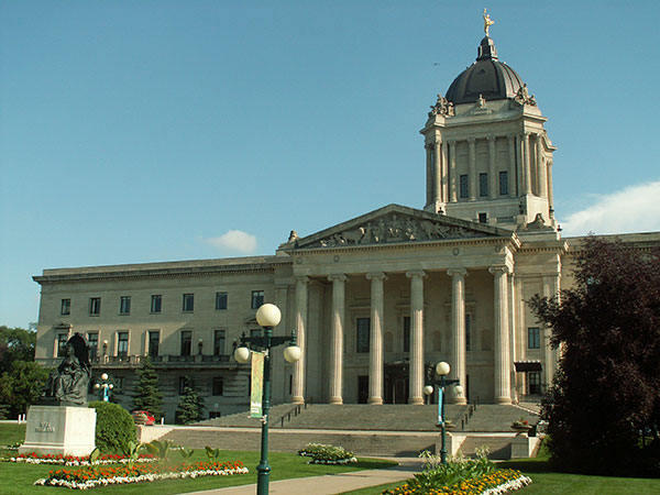 manitoba history carrying the torch optimistic themes in the