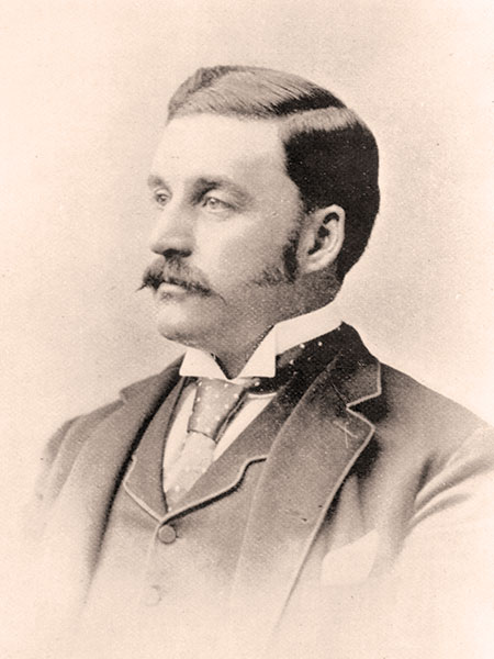 Thomas Mayne Daly (1852–1911) had already been a lawyer, Brandon City Mayor, and Member of Parliament by the time he succeeded George Baker as Winnipeg Police Magistrate. When the Juvenile Court was organized in 1909, he became its first judge.