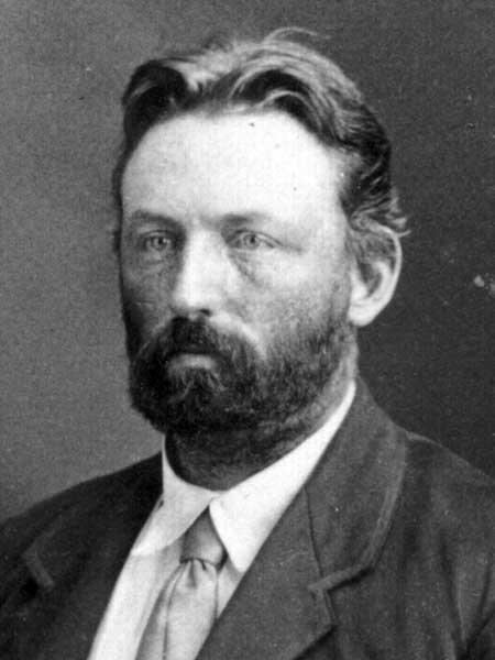 Memorable Manitobans: John Christian Schultz (1840-1896)