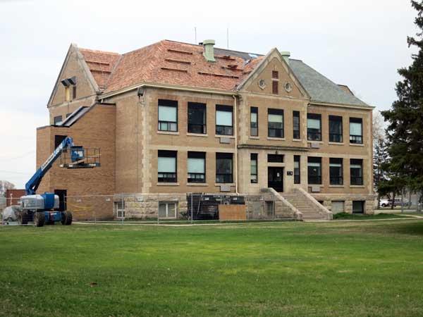 Historic Sites Of Manitoba Industrial Training School