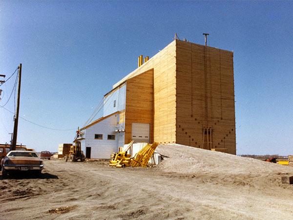 Historic Sites Of Manitoba Manitoba Pool Grain Elevator Burnside - Us grain elevator map