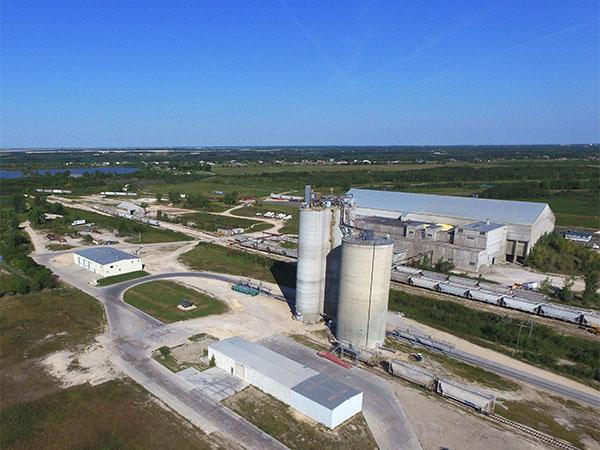 Historic Sites of Manitoba: Canada Cement Plant (McGillivray
