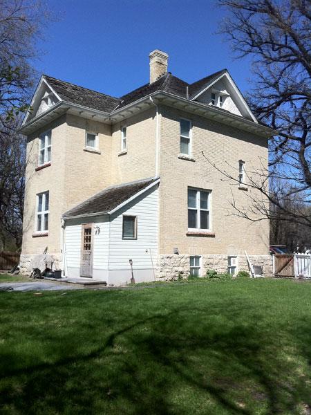 Caron House
