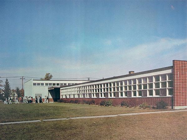 Charleswood Manitoba: Sites  Collegiate Historic of