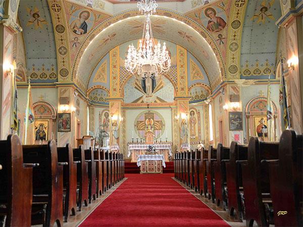 Historic Sites of Manitoba: Ukrainian Catholic Church of the