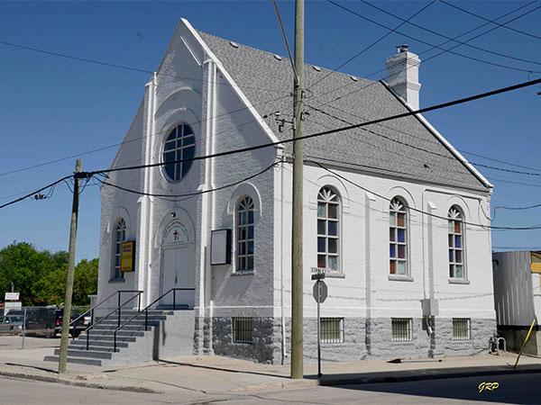 Historic Sites of Manitoba: Ebenezer Evangelical Lutheran
