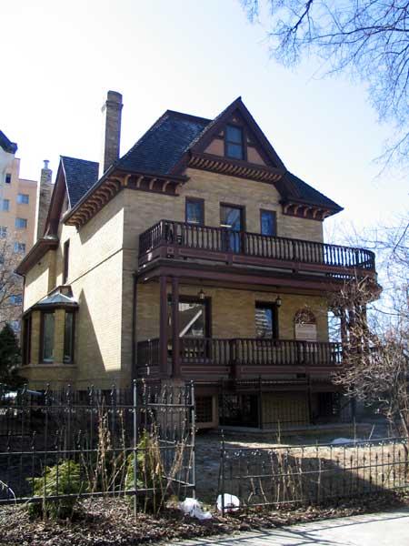 Edmonton Historic Harris (26 Sites House of  Manitoba:
