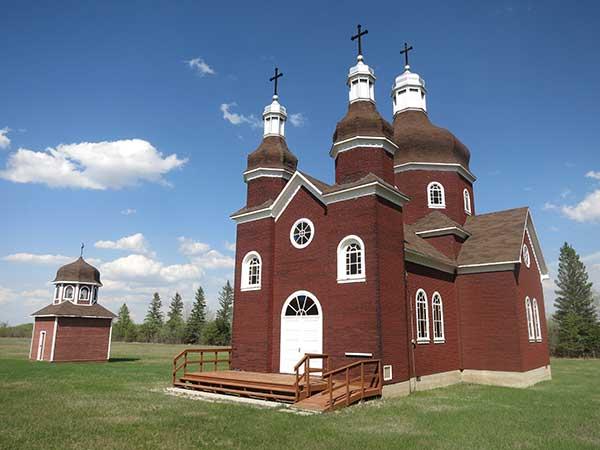 Historic Sites of Manitoba: Holy Ghost Ukrainian Catholic Church and