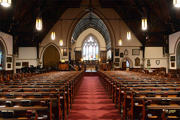 Historic Sites of Manitoba: Holy Trinity Anglican Church