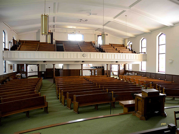 Historic Sites of Manitoba: Home Street Presbyterian Church