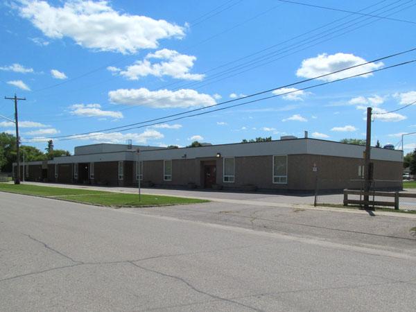 Historic Sites Of Manitoba North Ward School Victoria School
