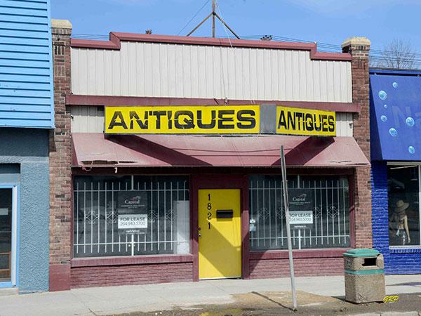 Historic Sites Of Manitoba Piggly Wiggly Store No 16 Safeway Store 1821 Portage Avenue Winnipeg