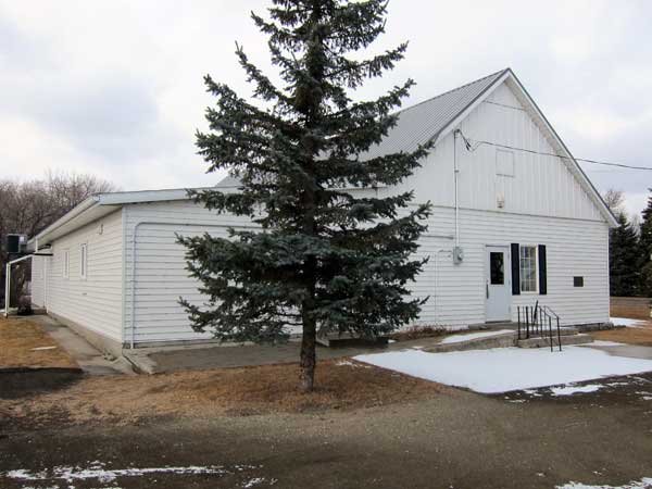 Historic Sites of Manitoba: Reinland Mennonite Church