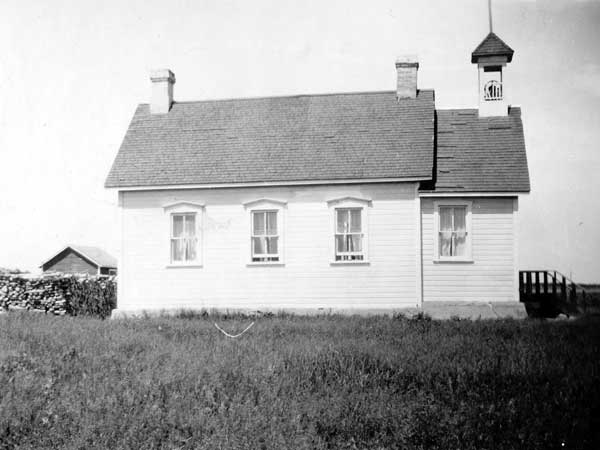 Rosewood Middle School ~ Historic sites of manitoba rosewood school no rm