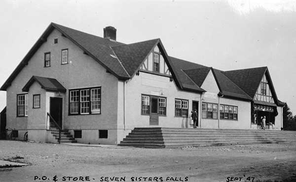 seven sister falls dating site The seven sisters falls school district was established in may 1930, owned and   seven sisters falls school (no date) by j h plewes.