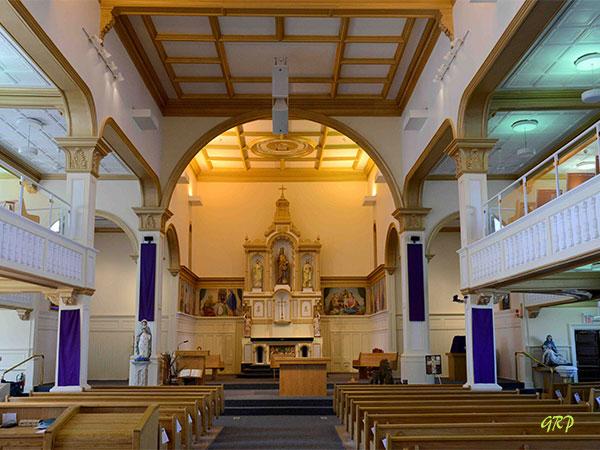 Historic Sites of Manitoba: Ste  Anne Roman Catholic Church