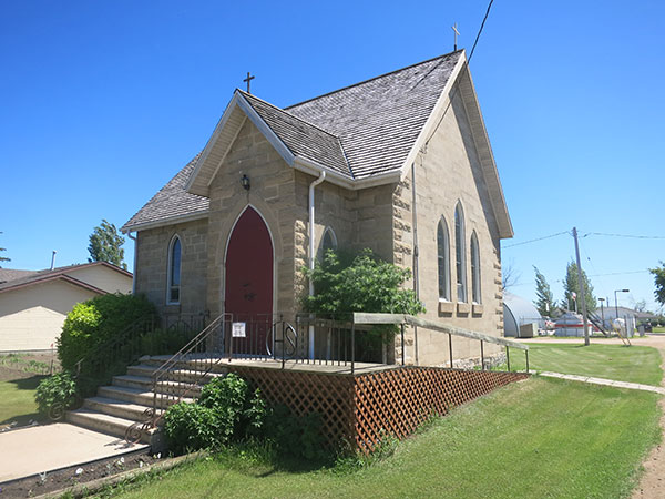 Historic Sites of Manitoba: Sts  Volodymyr and Olha