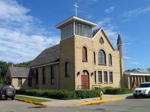 Virden (MB) Canada  city pictures gallery : ... Methodist Church / St. Paul's United Church Nelson Street, Virden