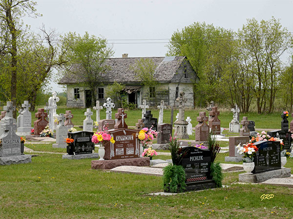Ascension of Our Lord Ukrainian Catholic Cemetery