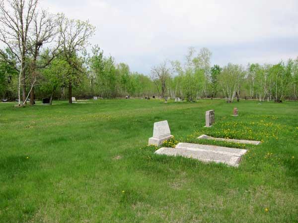 Historic Sites of Manitoba: Vogar Cemetery No. (Vogar, RM of)