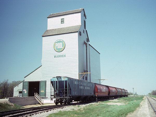 Historic Sites Of Manitoba Manitoba Pool Grain Elevator Private - Us grain elevator map