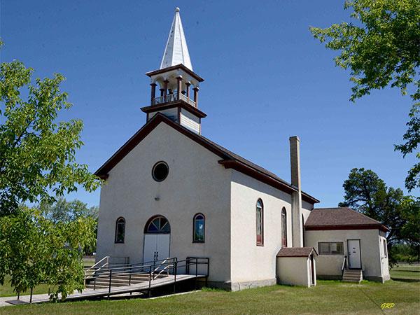 Historic Sites of Manitoba: St  Alexander Roman Catholic