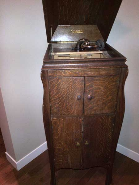 Sovereign Phonograph